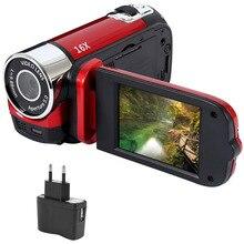 1080P светодиодный свет анти-встряхивание высокой четкости съемки видео запись портативная видеокамера профессиональная цифровая камера ночного видения