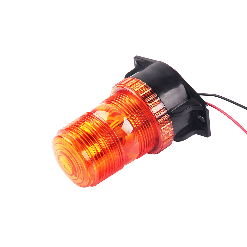 DC12V-36V Amber Strobe LED Darurat flashing Beacon Lights 360 Derajat - Lampu mobil - Foto 5