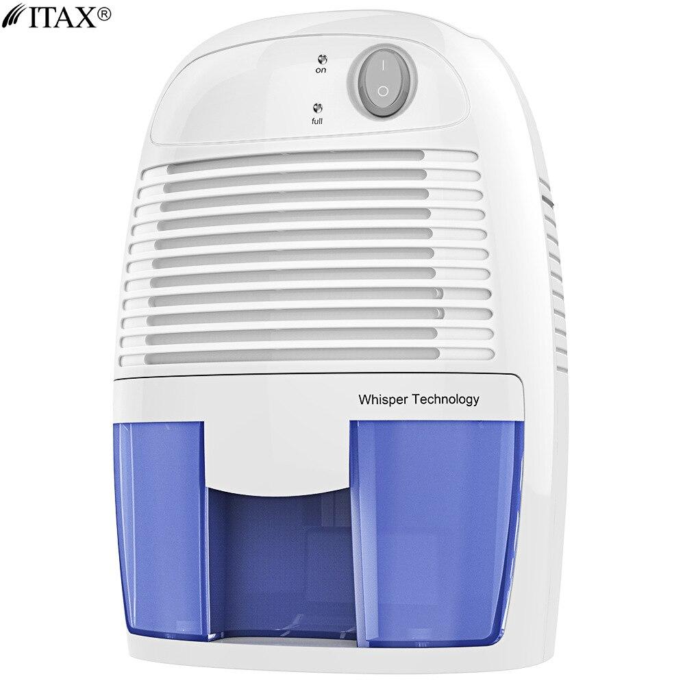 Nouveau Mini déshumidificateur, déshumidificateur absorbeur d'humidité domestique, sèche-linge, absorbeur d'humidité 100 V-240 V dehunmidifier Q021 - 2