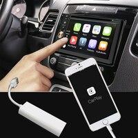 Rhythm 2 Din Android Car Radio Carplay Dongle New USB Carplay Tuner Support IPhone Android Auto