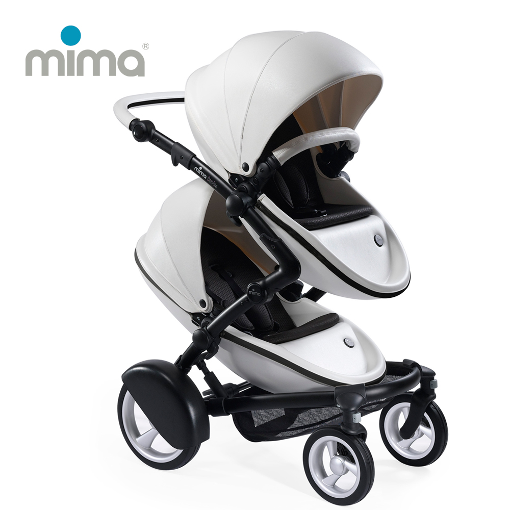 mima kobi double seat  in  stroller for twinsmima kobi baby car  - mima kobi double seat  in  stroller for twinsmima kobi baby car two waylight folding four wheel baby strollerin strollers from mother  kids on