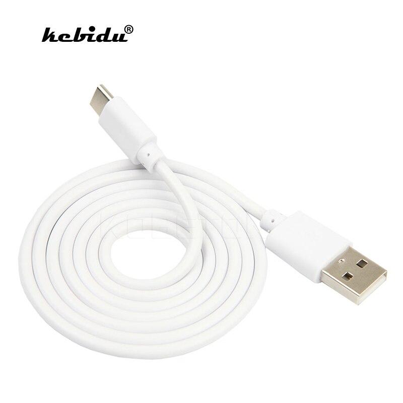 Datenkabel Kebidu Usb Typ C Kabel Usb 3.1 Typ C Usb C Kabel Usb Daten Sync Ladekabel Für Macbook Xiaomi 4c Onplus2 Nexus 5x6 P Bereitstellung Von Annehmlichkeiten FüR Die Menschen; Das Leben FüR Die BevöLkerung Einfacher Machen