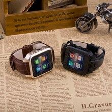 W308Sนาฬิกา3กรัมสมาร์ทwatch android 4.4.2โทรศัพท์นาฬิกากันน้ำMTK6572 1.3กิกะเฮิร์ตซ์Cortex A7 Dual-core 1กิกะไบต์8กิกะไบต์+เข็มทิศนาฬิกา