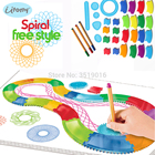 Spirograph Drawing s...