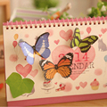 Lifelike Butterfly Creative Sticky Notes classroom Memo Pad Deco Paper Sticker Post It Gift Wall stickers Fridge sticker N times