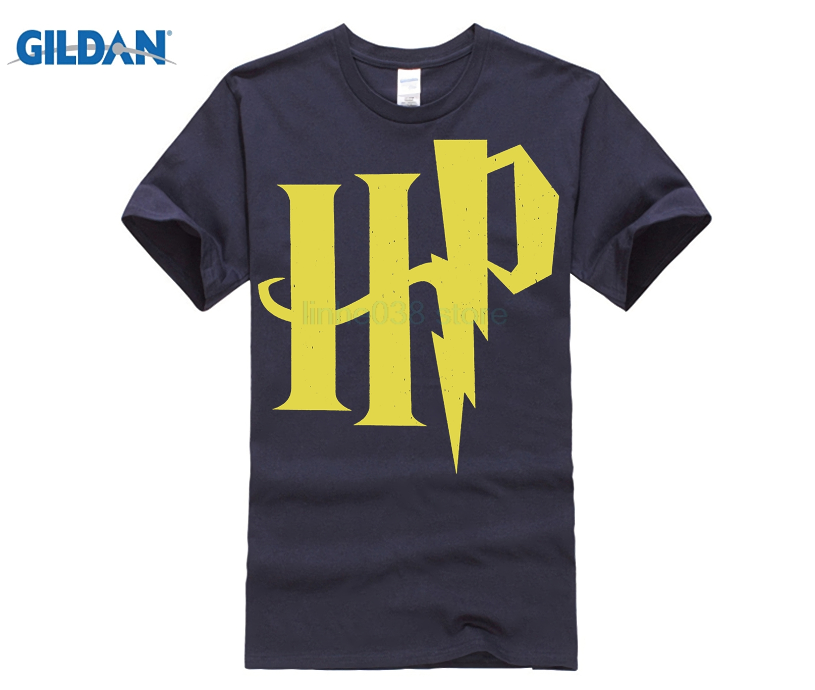 Fashionable Menswear harry tee harry never give up potter T Shirt 15 potter top in T Shirts from Men 39 s Clothing
