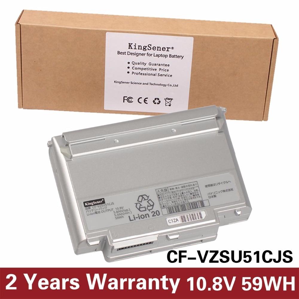 10.8V 5.8Ah New CF-VZSU51CJS Laptop Battery for Panasonic Toughbook CF-T7 CF-T8 CF-W7 CF-W8 CF-VZSU51W CF-VZSU51CJS ag552 2k cf