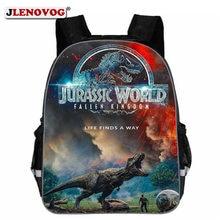 f4294dd0d7d Jurassic World Schooltas Kids Teen Dinosaurussen Schooltas Rugzak met  Reflecterende band Jongens Dagrugzak Print 11 13