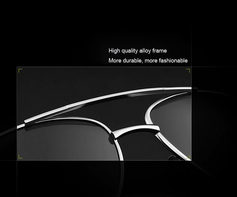VEITHDIA Men's Polarized Sunglasses 17