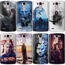 Luxury Game Thrones Coque Case For LG G6 Q6 Q7 Q8 G7 XPower 2 V30 K7 K8 K10 2017 2018 XScreen Etui Funda Soft Silicone