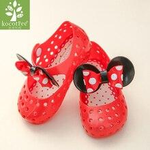 Kocotree 2018 Sommermode Kinder Mädchen Sandalen Ausschnitte Air Mesh Atmungsaktive Schuhe Für Mädchen Kinder Strand Bowtie Schuhe