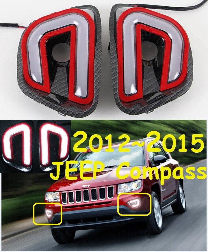 LED,2012~2015 Compass day Light,Compass fog light,Compass headlight;cherokee,ommander,Liberty,patriot,Compass taillight цена