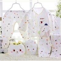 5pcs Set Newborn Gift Baby Clothing Set For 0 3M 5pcs Se TBaby Girl Boy Clothes