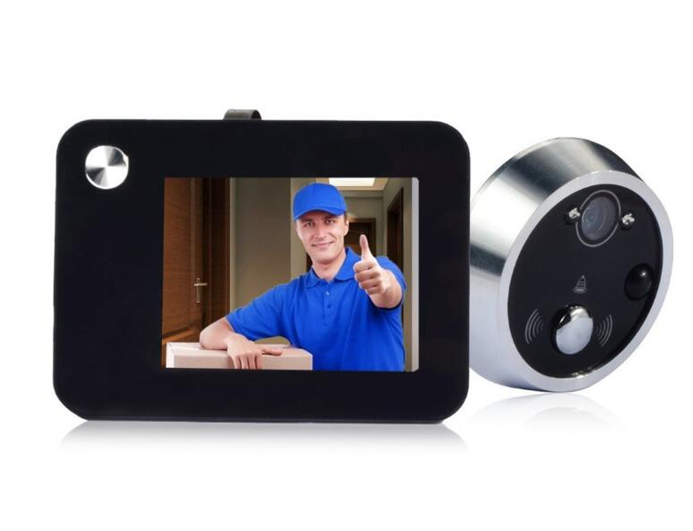 3.2 Inch 110 Degree Motion Detecton Video Door Phone Peephole Viewer 3.2 Inch 110 Degree Motion Detecton Video Door Phone Peephole Viewer