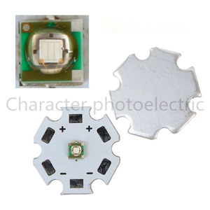 5 pcs Cree XPE XP-E R3 1-3W LED Emitter Diode Neutral White Cool White Red Green Blue Royal Blue LED with 20/16/14/8mm heatsink