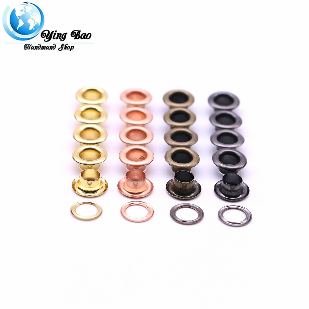 Color q online - 100sets Pack Outer Diameter 9 5mm Eyelets 5mm Bronze Eyelets Eyelets And Washer Silver Color Q 14