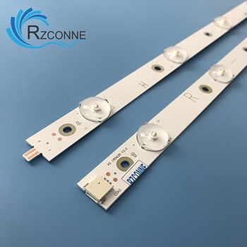 """LED backlight strip 14 lamp for Philips 55\""""TV 55PFF5701/T3 LB55072 55PUS6501/12 TPT550U2 EQLSHA.G GJ-2K16-550-D714-V4-L TPT550J1"""