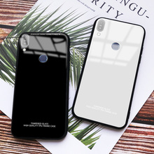 Fashion Glass Phone Case For Asus Zenfone Max Pro M1 ZB602KL ZB601KL M2 ZB631KL ZB633KL Silicone Bumper Full Protective Cover цены