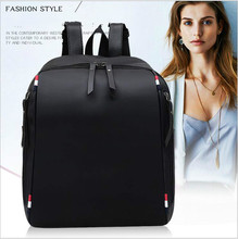 Preppy Style Bag Women Backpack High Quality PU Leather Casual School Bags For Teenagers Girls Top-handle Backpacks Fashion. недорго, оригинальная цена