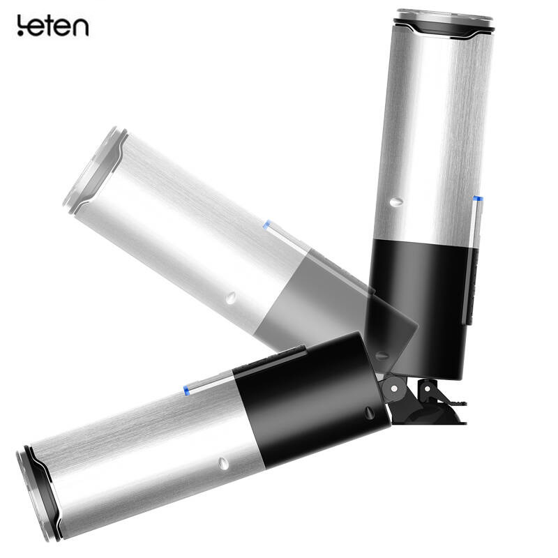 Leten Top USB Charge Automatic Electric Male Masturbation Cup Penis Massager,Adult Sex Toys Muti-speed Vibration Pussy Stroker auto handfree retractable piston pricky male masturbation cup for men penis massage aircraft cup passion cup adult sex products