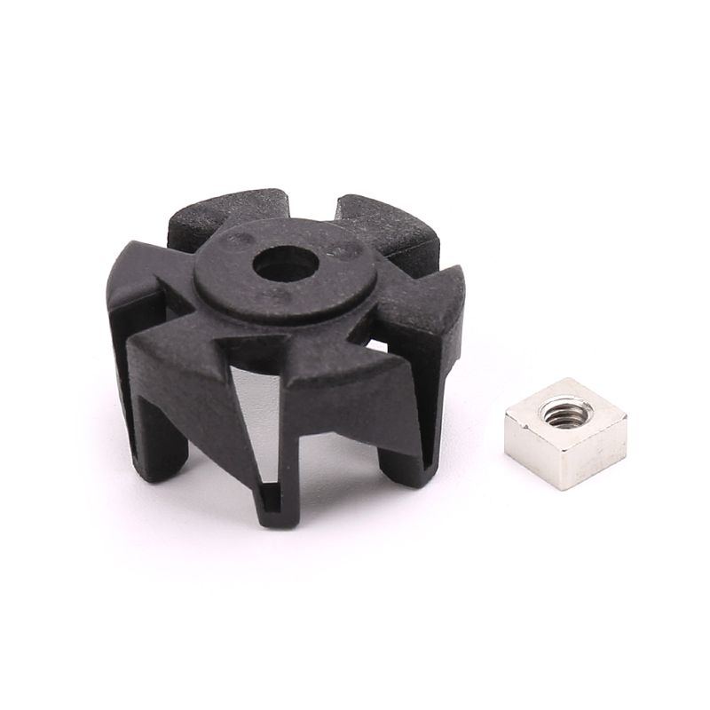 1 Pc Plastic Shaft Blade Foot Seat Blender Parts For HR2003 HR2004 HR2006 HR2024 HR2027