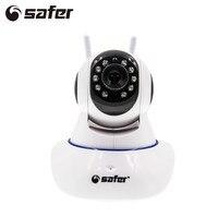בטוח יותר אבטחת בית IP אלחוטי המצלמה Wifi 720 P HD מקורה המצלמה טלוויזיה במעגל סגור מצלמת אבטחת מעקבים ראיית לילה CCTV מיני תינוק