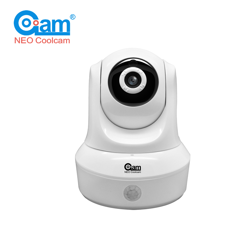 FREECAM WiFi 720P Solar Powered Outdoor IP Camera 16GB PIR Night Security D9Y0
