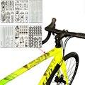 3D MTB горный велосипед устойчивый к царапинам Защитная рамка Съемная наклейка дорожный велосипед Пастер Защитная крышка для YT Capra