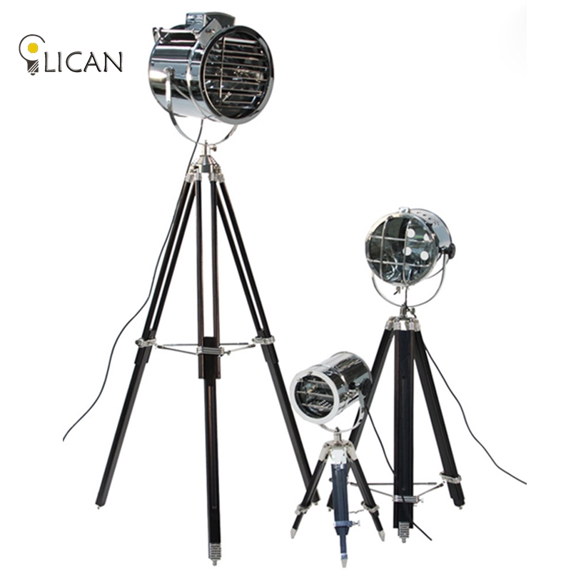 Tripod floor lamp picture more detailed picture about for Eden 3 light tripod floor lamp chrome