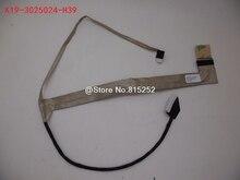 Câble LCD Pour MSI GE620 GE620DX MS 16G5 MS 16GX K19 3025024 H39 K19 3025024 H39/GE60 MS 16GA CX61 GP60 MS 16GH K19 3032002 V03