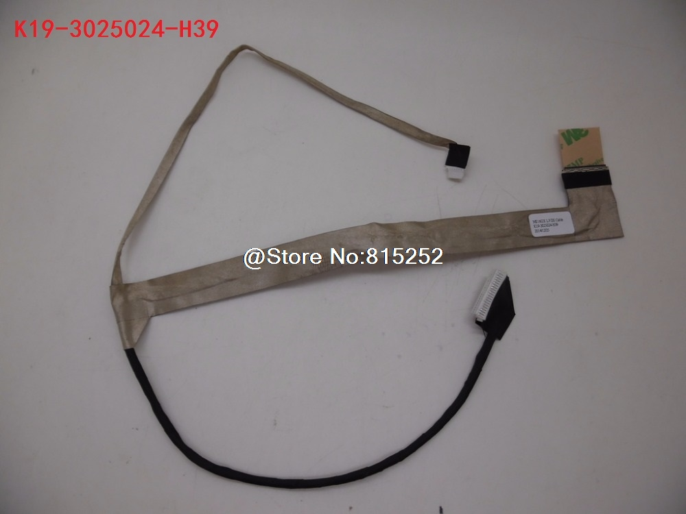LCD Cable For MSI GE620 GE620DX MS 16G5 MS 16GX K19 3025024 H39 K19 3025024 H39/GE60 MS 16GA CX61 GP60 MS 16GH K19 3032002 V03-in Computer Cables & Connectors from Computer & Office