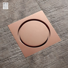 cfb349322a852 Popular Gold Floor Drain-Buy Cheap Gold Floor Drain lots from China ...
