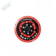MJJC Marca Piastra di Supporto per Dual Action Lucidatore, DA lucidatore Piastra di Supporto, supporto posteriore 5 pollici (125mm) e 6 pollici (150 millimetri)