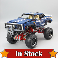 20011 1605 PCS Super classic limited edition of off-road vehicles Model Building blocks Bricks Compatible 41999 Toys lepin