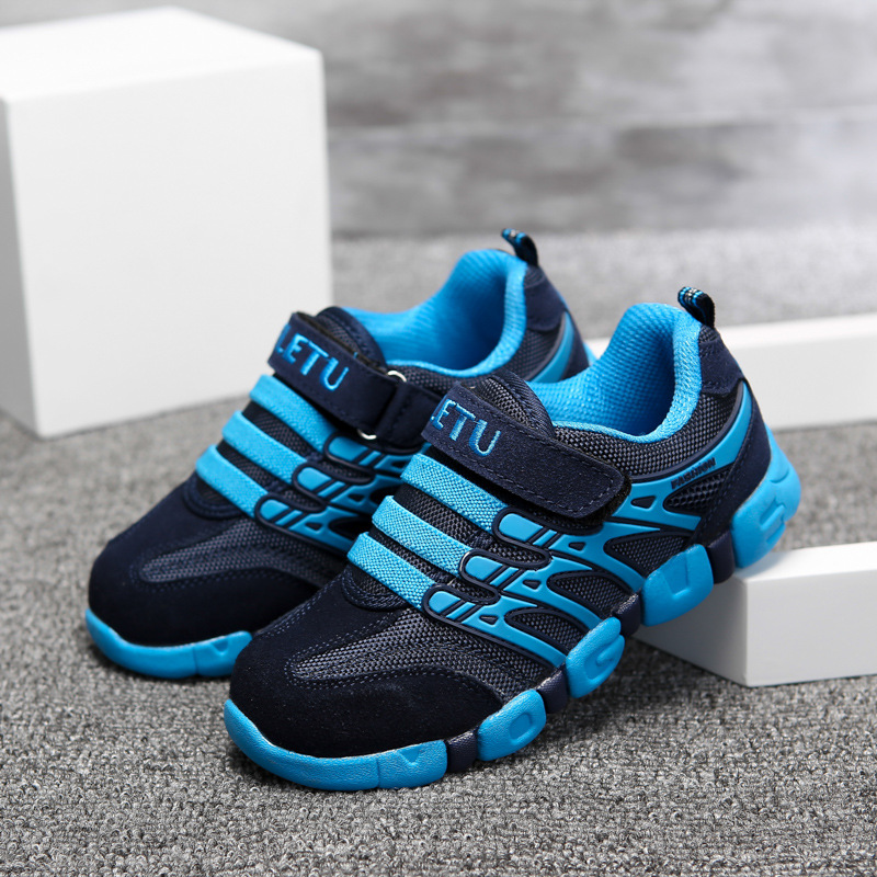 2018 Summer Children Sport Shoes Breathable Cool Air Mesh ...