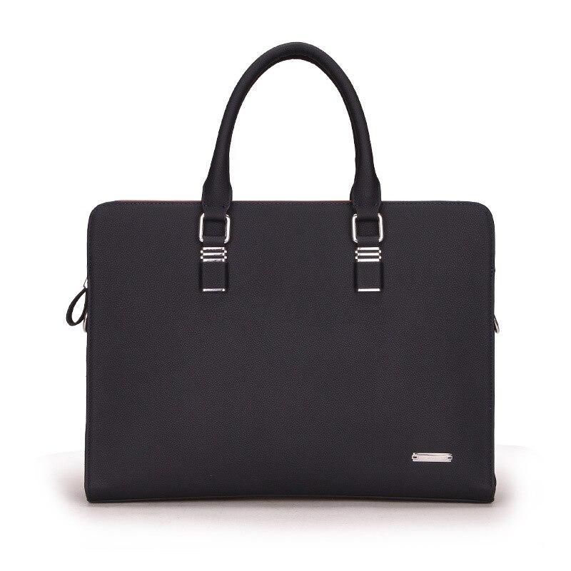 Handbags Messenger Business Official Men's New Letter Apple Package Cross-Section Slanting-Trend