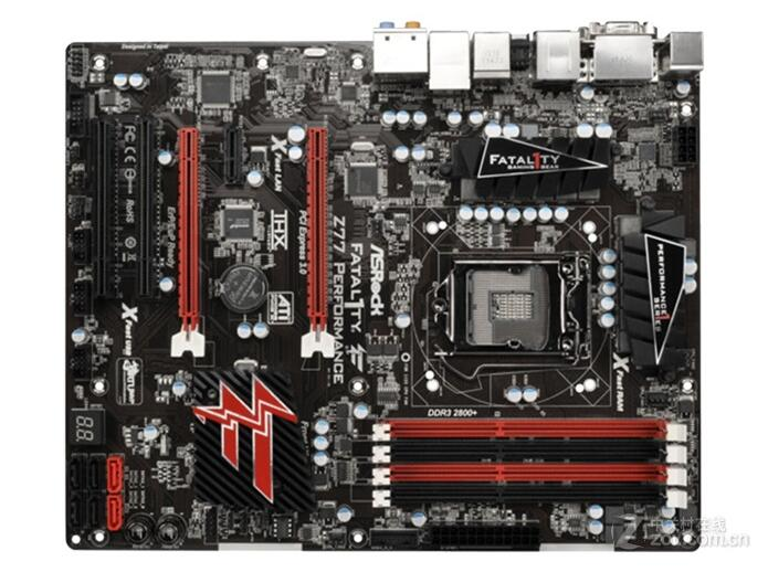 Z77 Performance Player Extreme z77 carte mère 1155 broches, 90%-95% nouveau