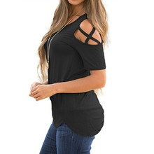 Women's Summer Short Sleeves Shirt