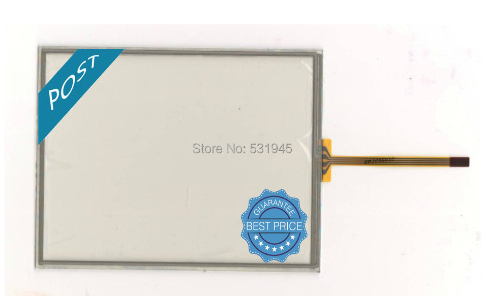 NEW 5.7 industrial Touch Screen g057qn01 lm32019t tm057kdh01 POST Four Line Resistance Touch Screen Handwriting Screen