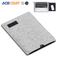 ACECOAT Protective Laptop Bag Sleeve For Apple Macbook Air Pro Retina Laptop Case Cover For Macbook12