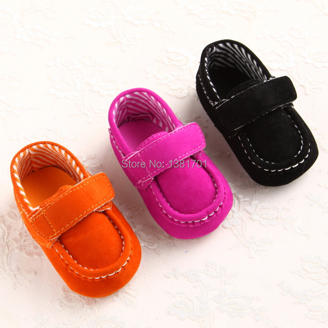 adorable 4 Colors baby boys shoes size 0-18 months toddlers infants  anti-slip 8f63b5ced
