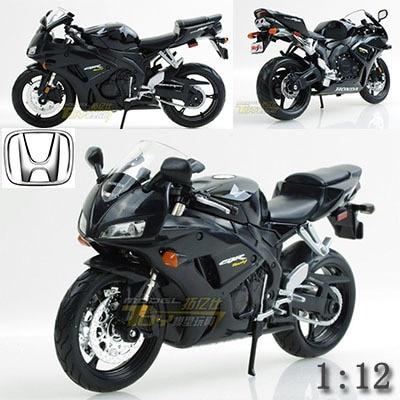 1:12 HONDA CBR1000RR edition alloy model Motorcycle kids toys children Christmas gift Decorate