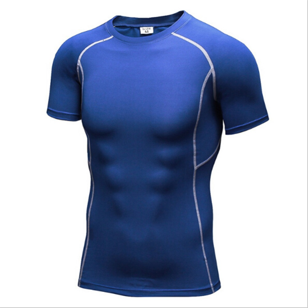 1008 Summer Men Boys Compression Bodybuilding font b Fitness b font Base Layers Tight Under
