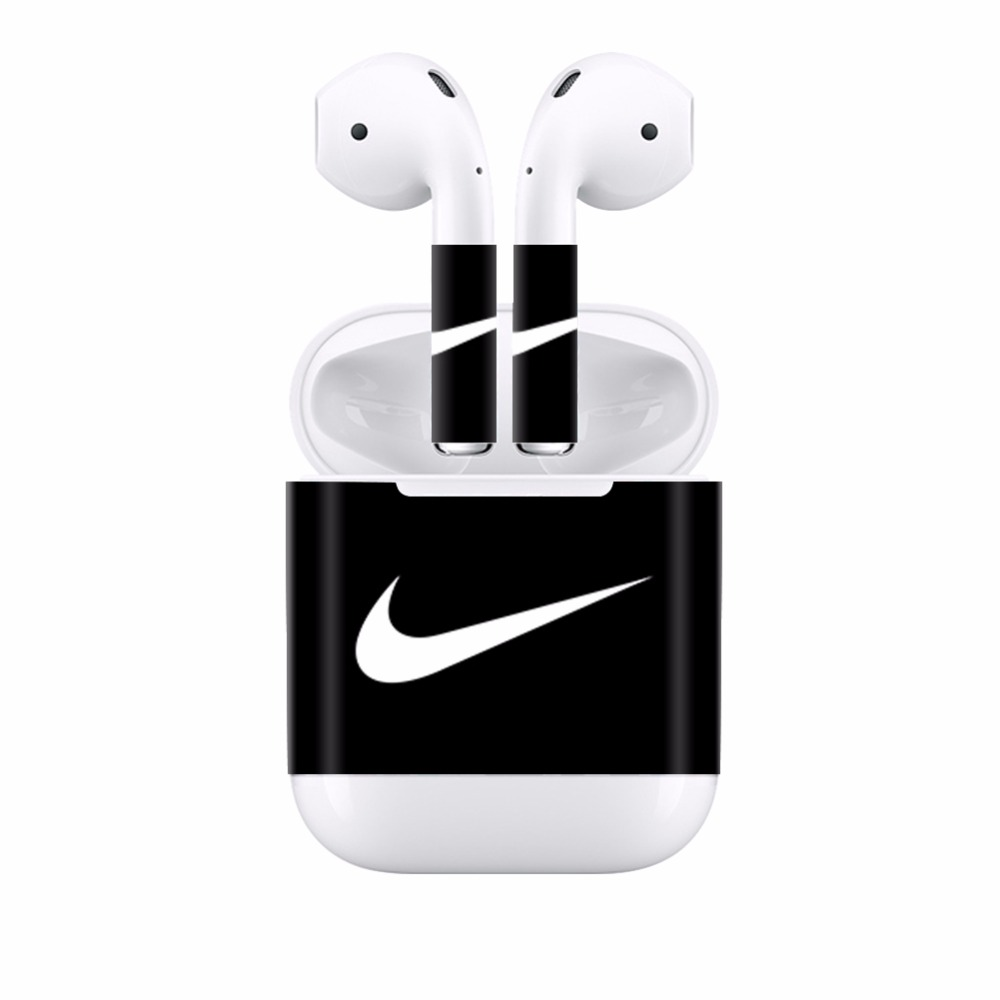 For AirPods Skins sticker Removable Adhesive Decorative Decal  skin sticker for airpods vinyl sticker--1332(China)