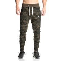 Black Grey Cargo Pants Military Style Sporting Work Out Men Joggers Long Trousers Gyms Fleece Casual