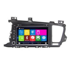 8 inch Car DVD Player Radio GPS Navigation System stereo For Kia K5 2011 2012 2013 with Bluethooth free Map SWC