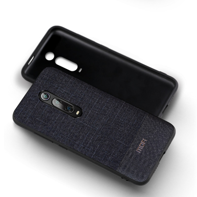 MOFi Xiaomi Redmi K20 Pro Gentleman Business Style Shockproof Back Case Cover