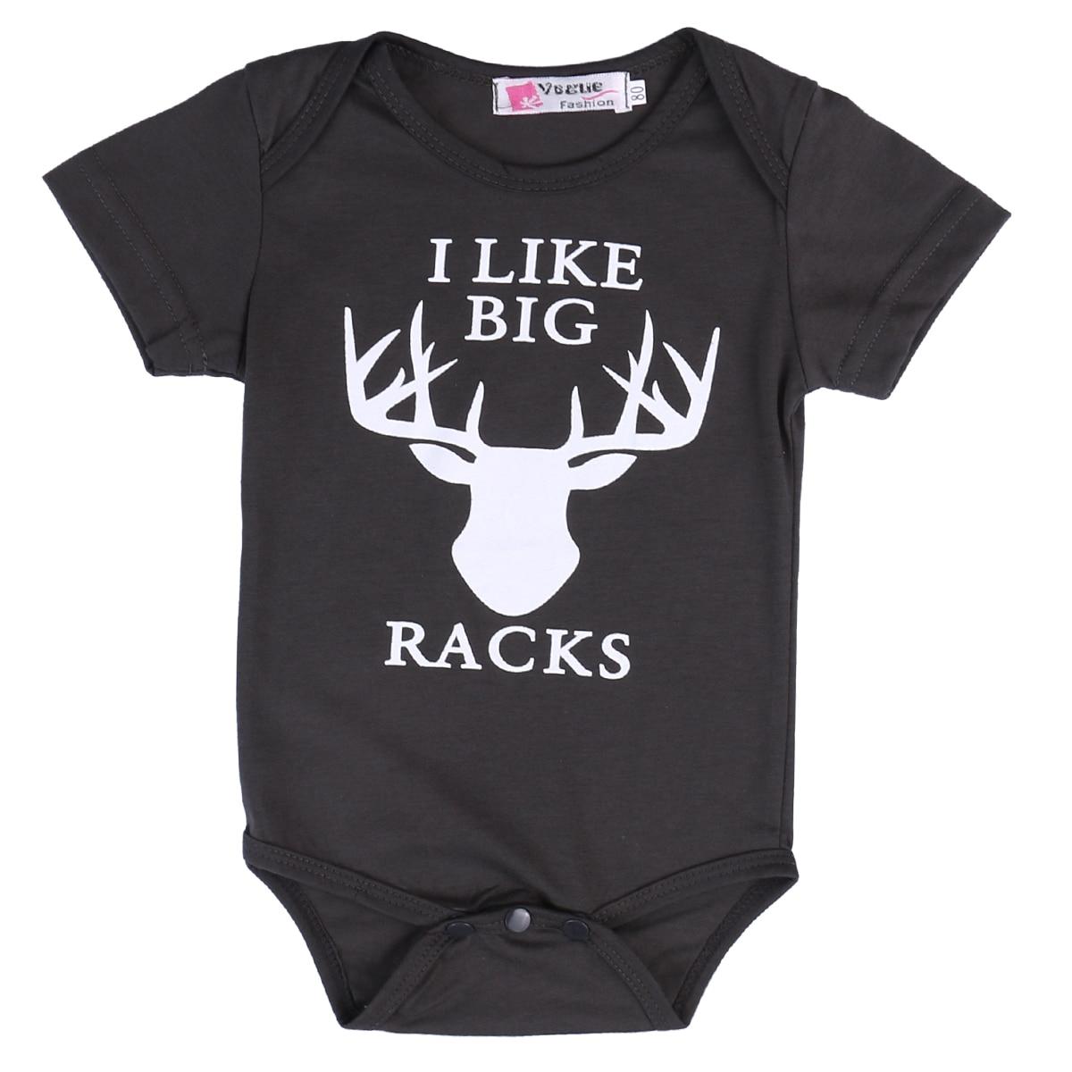 8cb248878b44 Newborn Baby Boys Girls Bowtie Short Sleeve Romper Playsuit Crotch ...