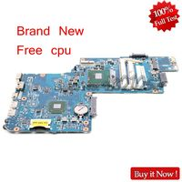 NOKOTION Brand new H000050950 For Toshiba satellite C850 L850 laptop motherboard 15'' HM70 HD4000 Graphics DDR3 free cpu