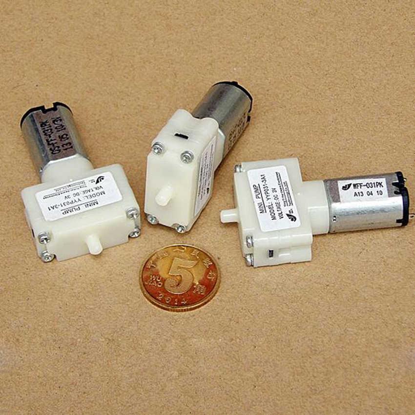 DC3V 0.23A مضخة هواء ، مضخة ضغط صغيرة ، مضخة أكسجين الحقل ، مضخة الأسماك ، مهوية ، خط محول USB